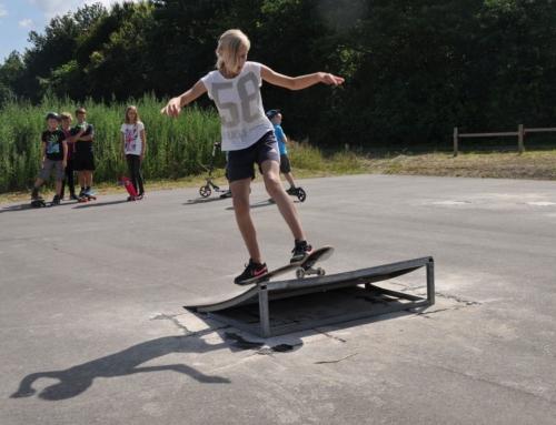 Projekt Skateplatz